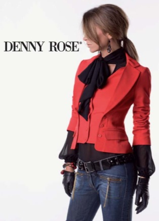catalogo denny rose autunno 2007