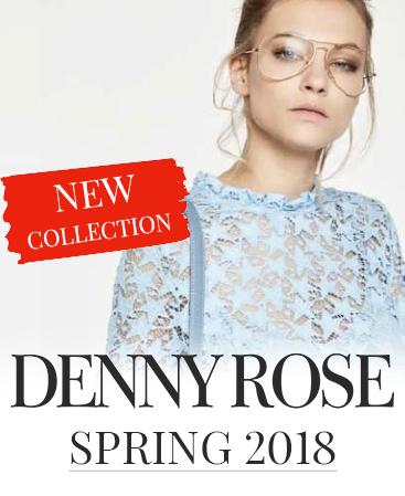 DENNY ROSE SPRING 2018