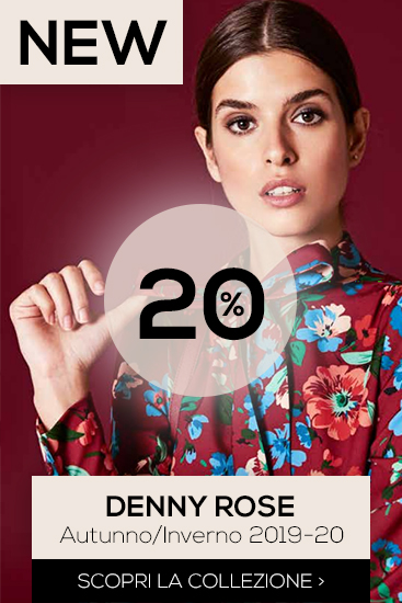 Denny Rose Jeans Autunno Inverno 2019