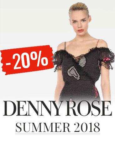 DENNY ROSE SUMMER 2018