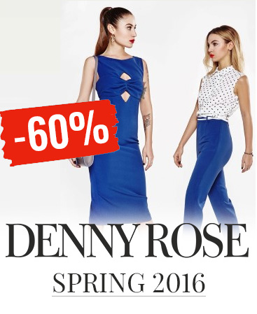 denny rose primavera 2016
